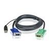 ATEN Console kábel (3m, USB)
