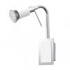 EGLO 90832 - ERIDAN LED-es spotlámpa 1xGU10/5W