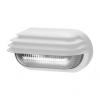 Panlux Panlux SOG-40/B -Kültéri fali lámpa OVAL GRILL 1xE27/40W/230V