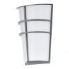 EGLO 94137 - LED-es kültéri lámpa Breganzo 2xLED/2,5 W/230V