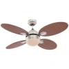 GLOBO 0318 - Mennyezeti ventilátor Wade 1xE14/60W/230V