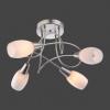 GLOBO 54983-4D - Mennyezeti lámpa GILLIAN 4xE14/40W