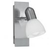 EGLO 86212 - ARES 1 spotlámpa 1xE14/40W fehér