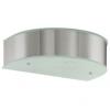 EGLO 91665 - NORIKA 1 LED-es kültéri fali lámpa 2xLED/6W