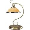 GLOBO 6905-1T - SASSARI asztali lámpa 1xE27/60W