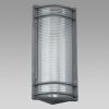 Prezent 3037 - FREE kültéri fali lámpa 1xE27/60W sötét ezüst IP54