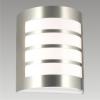Prezent 61005 - TOLEDO kültéri fali lámpa 1xE27/60W rozsdamentes acél IP44