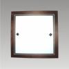 Prezent 93141 - ZORBA mennyezeti lámpa 2xE27/60W wenge
