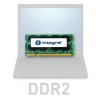 Integral DDR2 SODIMM Integral 2GB 667MHz CL5 1.8V, PC2-5300
