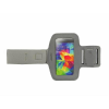Qoltec Sports Armband for smartphone max.5' gray