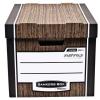 FELLOWES Bankers Box WOODGRAIN - FastFold, 2 db