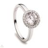 Silvertrends ezüst gyűrű 56-os méret - ST1164/56