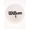 Wilson WHITE JUMBO BALL 10 unisex teniszlabda