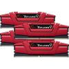 G.Skill F4-2800C15Q-16GVR RipjawsV VR DDR4 RAM G.Skill 16GB (4x4GB) Quad 2800Mhz CL15 1.25V