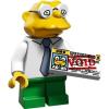 LEGO Hans Moleman Simpsons minifigura