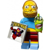 LEGO Comic Book Guy Simpsons minifigura