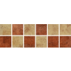 Valore Granada GR17E ( 12 elemes mozaik listello) padlódekor 11x33