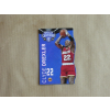 Panini 2014-15 Totally Certified Platinum Mirror Blue Die Cuts #124 Clyde Drexler