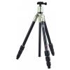 Rollei Fotopro C4-i állvány 53P gömbfejjel + bélelt táska (zöld)
