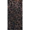 Zalakerámia Kendo ZEN F-5022 antracit 25x50,3 cm dekorcsempe