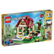 LEGO Creator Változó Évszakok 31038 lego