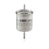 MANN FILTER WK822/2 Benzinszűrő, üzemanyagszűrő VOLVO S40, S60, S80, V70, XC70, XC90, V40