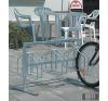 Kerékpárállvány, 3x2 db kerékpár tárolására 4041 kerti tárolás
