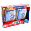 Talkies játéktelefon Kék