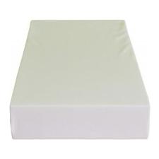 Greno Jersey Lepedő, Fehér, 100 x 200 cm lakástextília