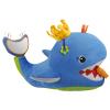 K's Kids K's Kids Nagy kék bálna plüss pajtás