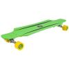 Hudora CruiseStar Longboard - zöld/sárga