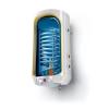 TES 150 literes 1 hőcserélős, indirekt tároló fűtés és napkollektor bojler beépített fűtőbetéttel. Használati melegvíz tároló zománcozott tartály HMV