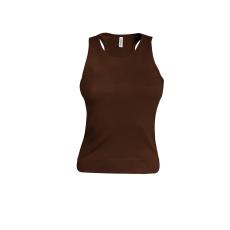 KARIBAN női trikó, csokoládé (Kariban női trikó, csokoládé)
