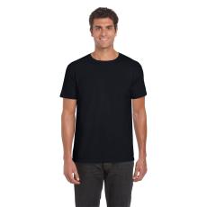 GILDAN Softstyle Gildan póló, fekete (Softstyle Gildan póló, fekete)
