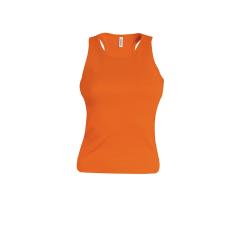 KARIBAN női trikó, narancs (Kariban női trikó, narancs)