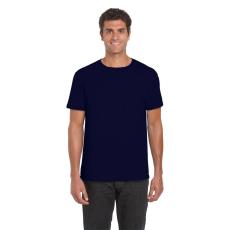 GILDAN Softstyle Gildan póló, sötétkék (Softstyle Gildan póló, sötétkék)