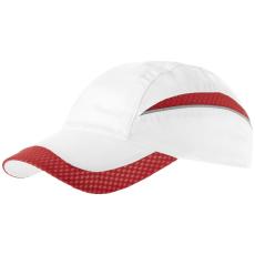 Slazenger Qualifier baseball sapka, fehér/piros (Qualifier baseball sapka, fehér/piros)