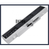 Samsung AA-PB9NC6W/E 4400 mAh 6 cella fehér notebook/laptop akku/akkumulátor utángyártott
