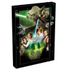 Füzetbox A5 - STAR WARS - HEROES green