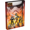 füzetbox A4 - STAR WARS - REBELS orange