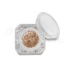 Moonbasanails Díszítő zselé 5g Csillámos bronz C15