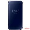 Samsung Galaxy S6 Edge+ clear view cover tok,Kékesfekete