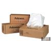 FELLOWES Hulladékgyűjtő zsák iratmegsemmisítőhöz, 23-28 literes kapacitásig, FELLOWES