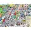 Stiefel Eurocart Kft. Stiefel Kerékpáros tízparancsolat / Kisokos a biztonságos kerékpározáshoz A3 alátétA3 könyöklő duo