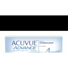 Johnson & Johnson Acuvue Advance With Hydraclear 6 db kontaktlencse