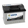 Varta Black 12v 53ah autó akkumulátor jobb+ alacsony Varta