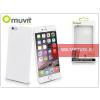 Muvit Apple iPhone 6 Plus szilikon hátlap - Muvit Ultra Thin 0,35 mm - white