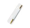Lefűzőlapocska, PP, ESSELTE, fehér 100db/csomag lefűző