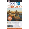 Eyewitness Útitárs DK Eyewitness Útitárs útikönyv Chicago Top 10 2014