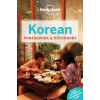 Lonely Planet koreai szótár Korean Phrasebook & Dictionary